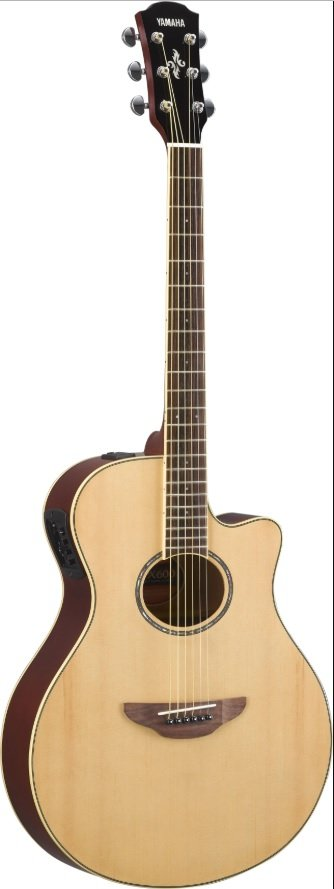 Yamaha APX600 NT Acoustic Electric Guitar Natural