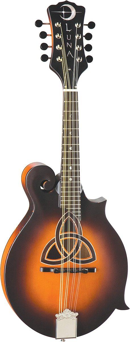 Luna Trinity F-Style Mandolin