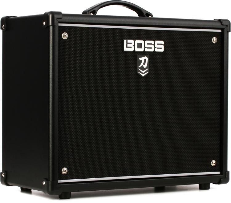 Boss Katana 50 MkII Guitar Combo Amplifier