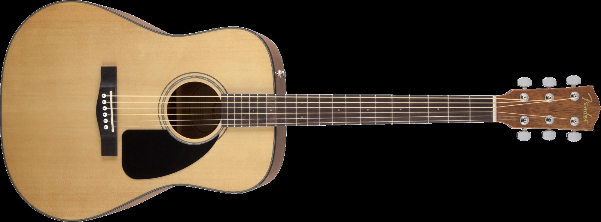 Fender CD-60 Dreadnaught V3 Acoustic Guitar with Hardshell Case