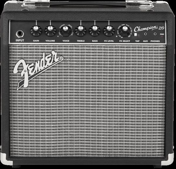 Fender Champion 20 1x8 20w Guitar Combo Amp