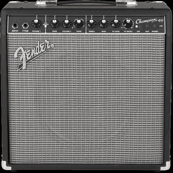 Fender Champion 40 - 40w 1x12 Guitar Combo Amp