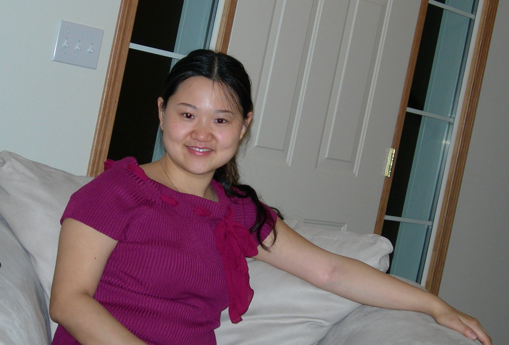 Picture of Charlotte Zhang