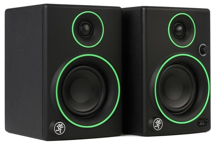 Mackie CR3 3 50W Creative Reference Multimedia Monitors