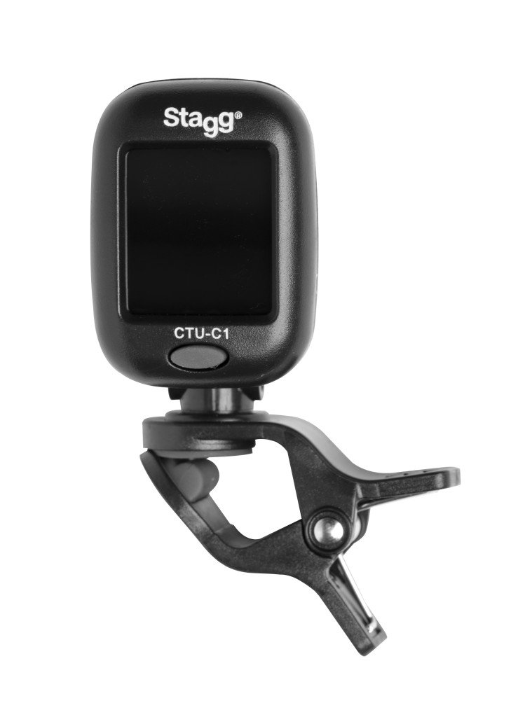 Stagg Clip-on Chromatic Tuner