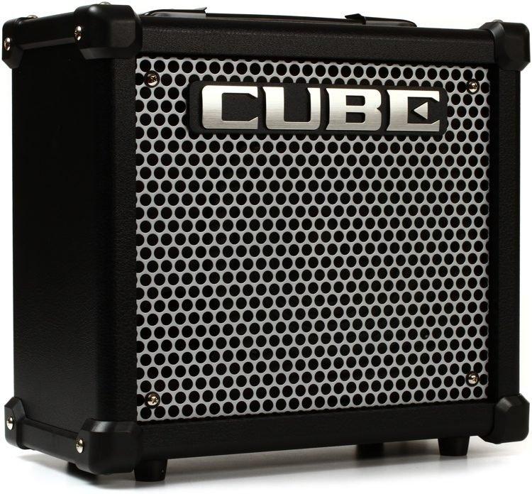 Boss CUBE-10GX Guitar Amp 10w