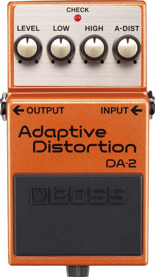 Boss DA-2 Adaptive Distortion Effects Pedal