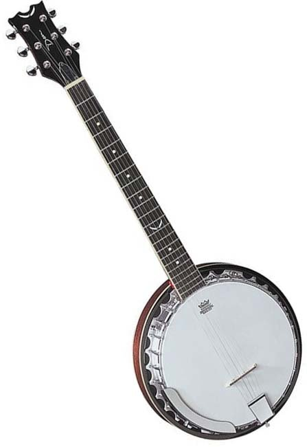Backwoods 6 Banjo Six String