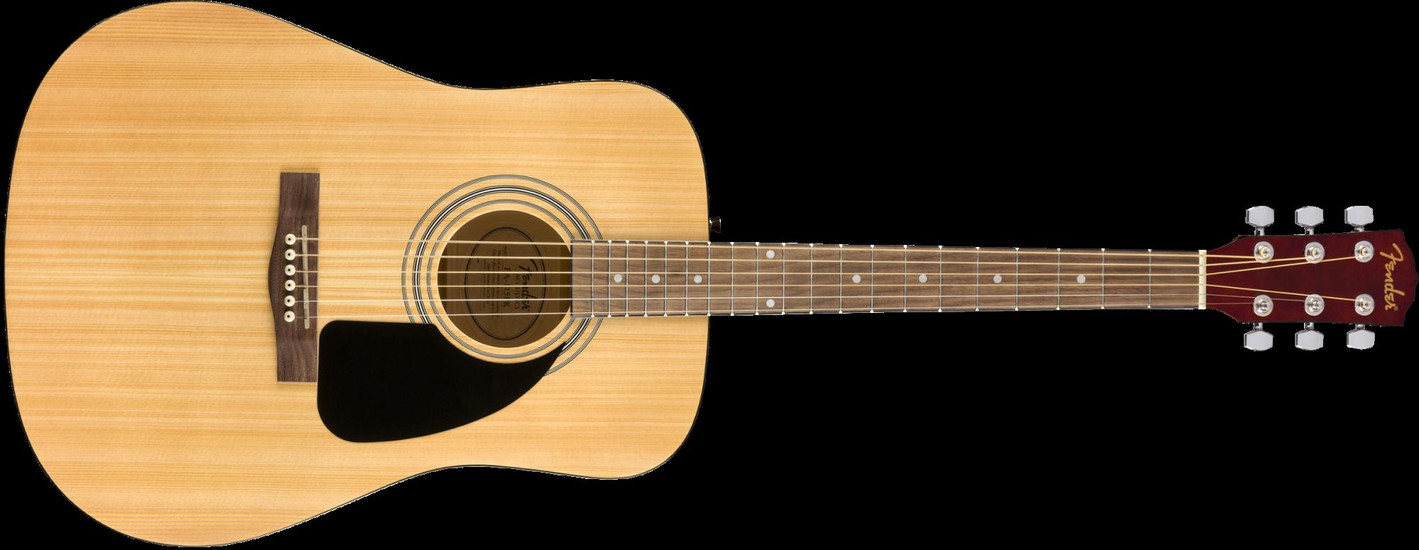 Fender FA-115 Acoustic Deadnought Pack Walnut