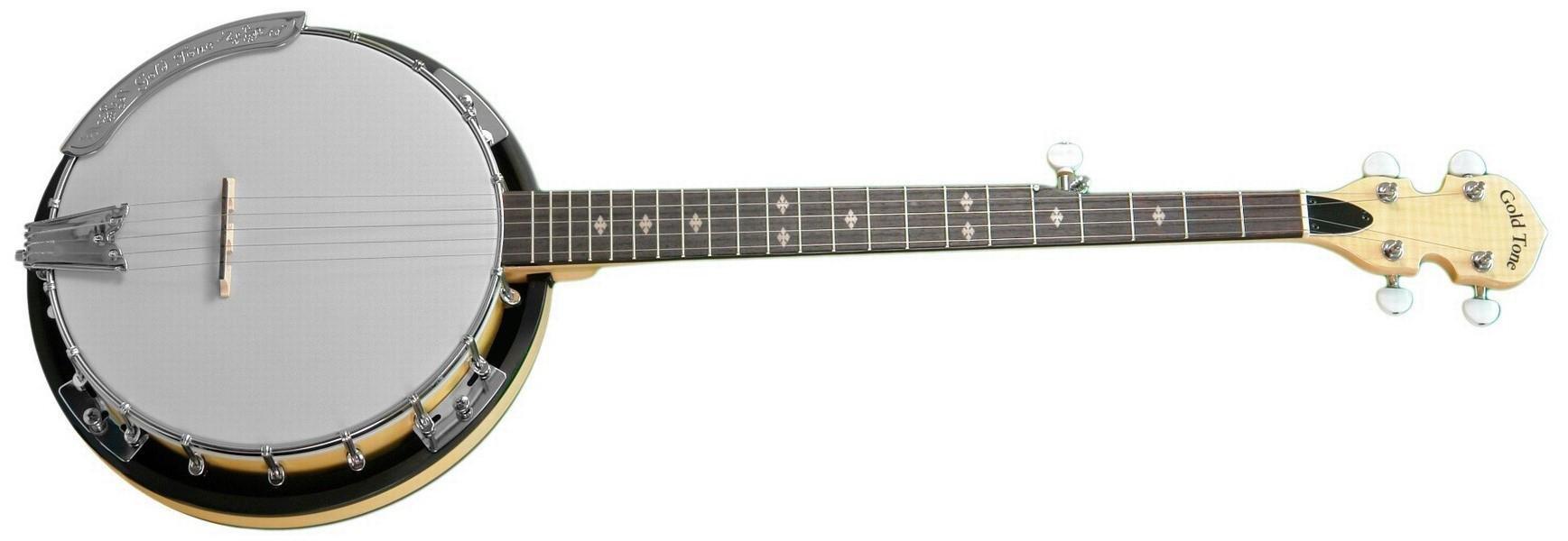 Gold Tone CC-100R: Cripple Creek Resonator Banjo