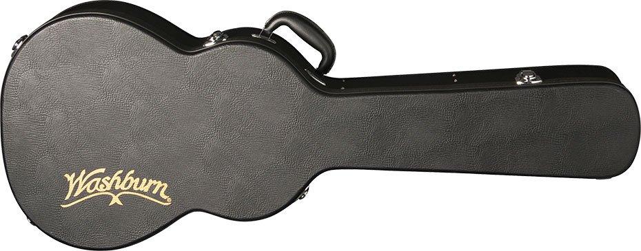 USED Washburn Jumbo Acoustic Hard Shell Case