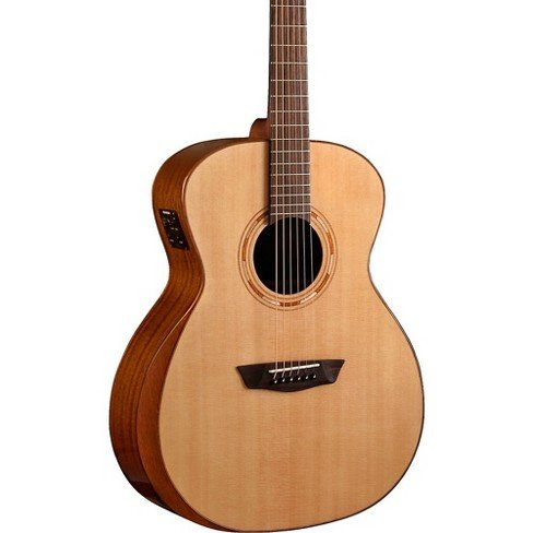 Washburn WCG10SENS Comfort Series Grand Auditorium Acoustic-Electric Guitar