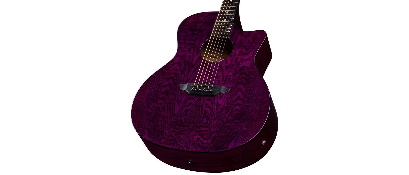 Luna Gypsy Quilt Ash A/E Trans Purple