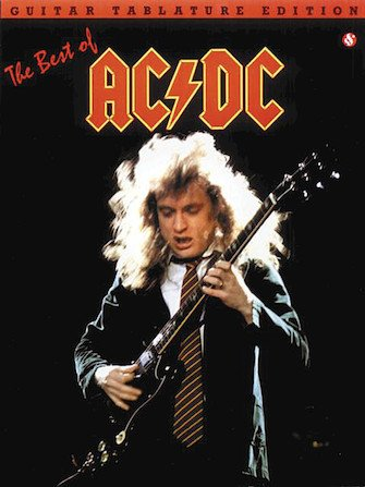 The Best of AC/DC - Guitar Tablature Songbook