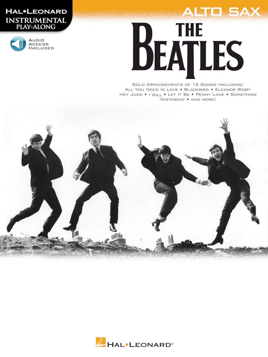 THE BEATLES – INSTRUMENTAL PLAY-ALONG Alto Sax