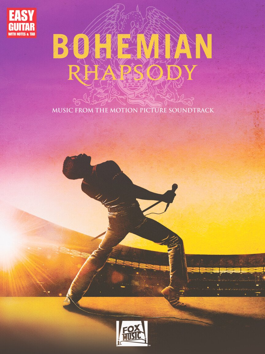 Bohemian Rhapsody - Music From The Motion Picture Soundtrack - Easy Guitar