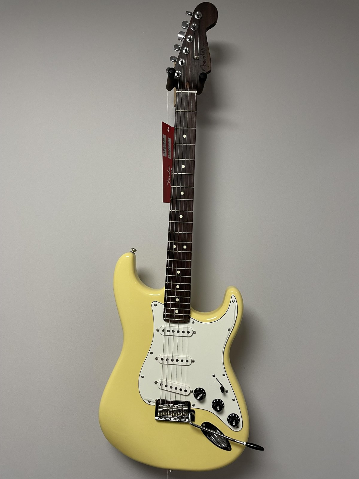 Fender Hilton Music Custom, American All Rosewood Neck, Player Strat body and upgraded electronics