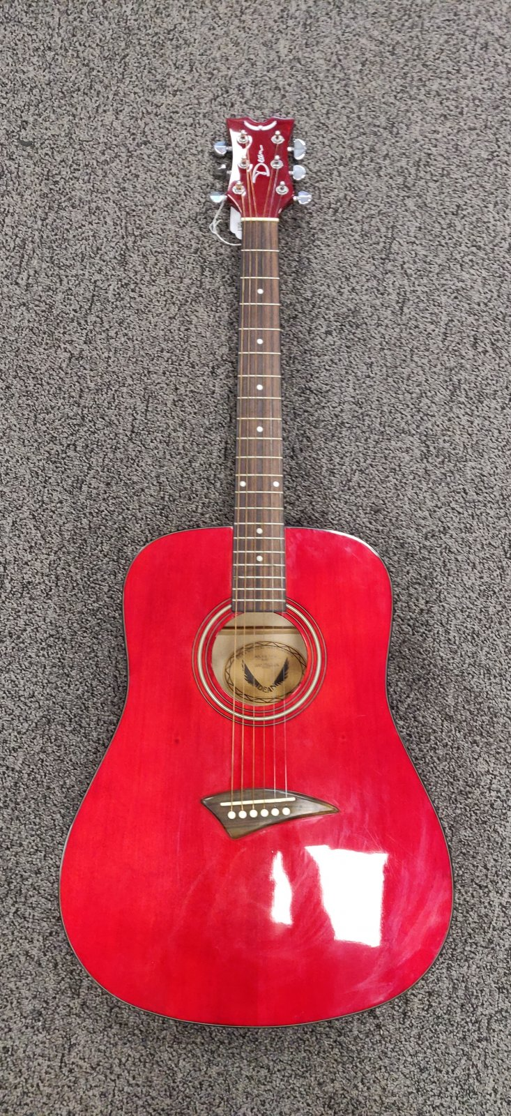 Used Dean AK48 Red