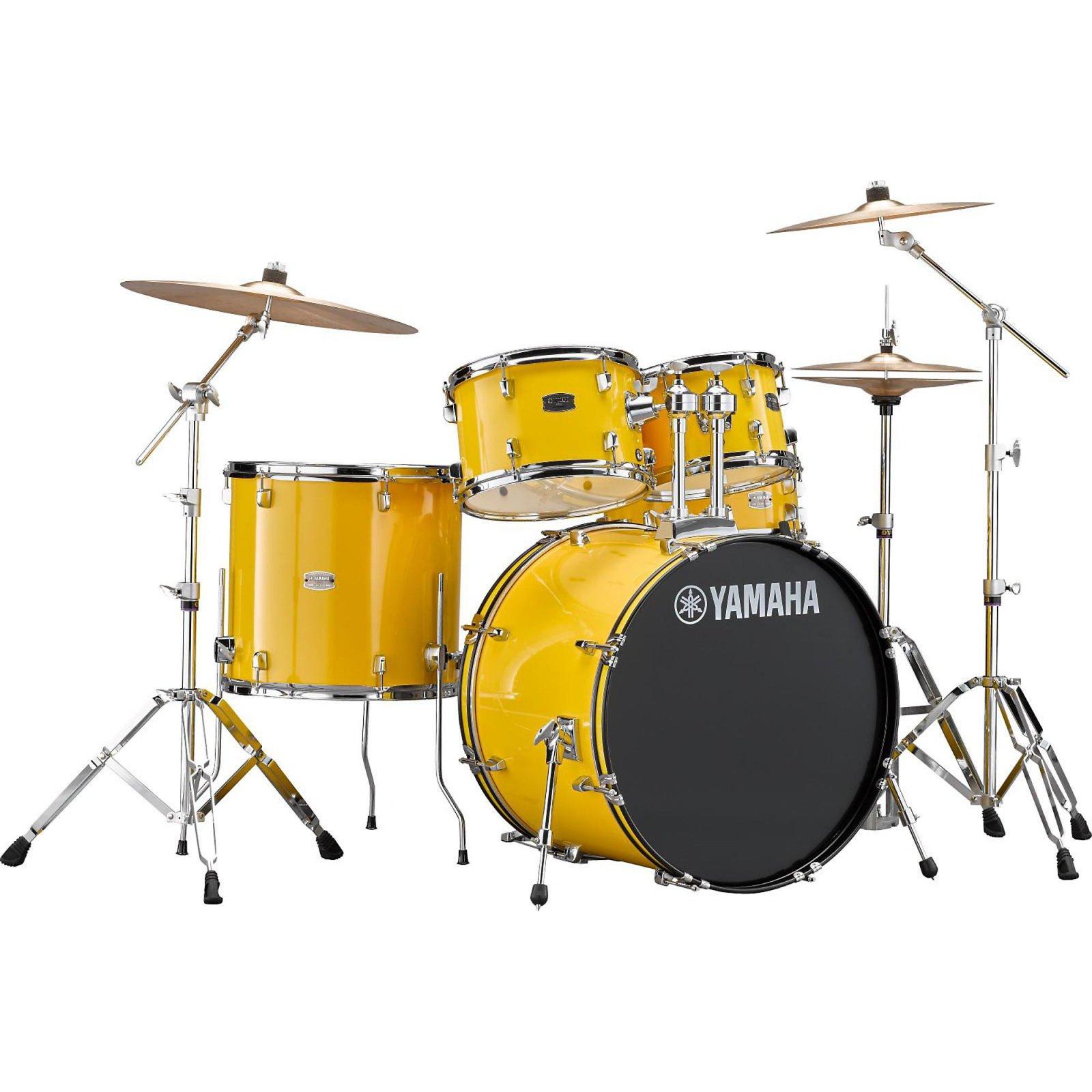 Yamaha Rydeen 5pc Acoustic Drum Kit