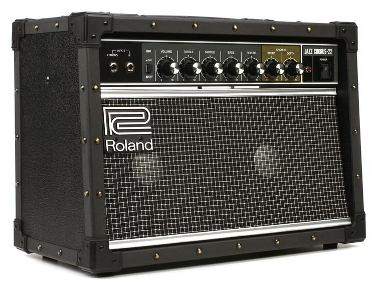 Roland JC-22  Jazz Chorus Amp - 30w 2x6.5 in.
