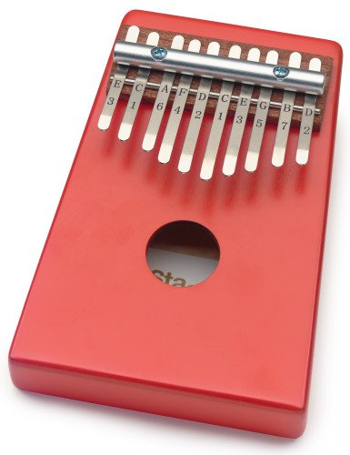 Stagg Kali-Kid10-RD Kids Tune 10 Key Kalimba
