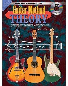 Progressive Guitar Method - Theory Book