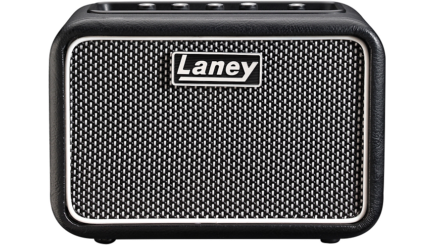 Laney Mini-St-Supergroup 2X3w Stereo Battery-Powered Guitar Amp