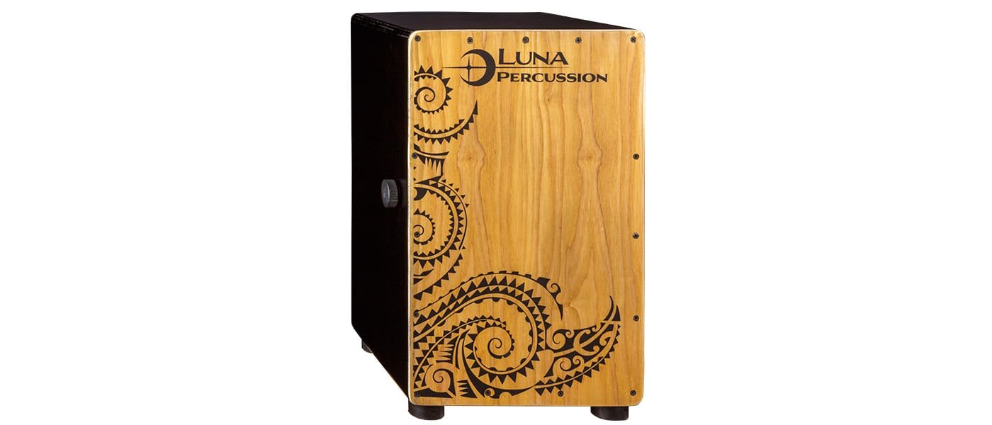 Luna Cajon Black with Bag