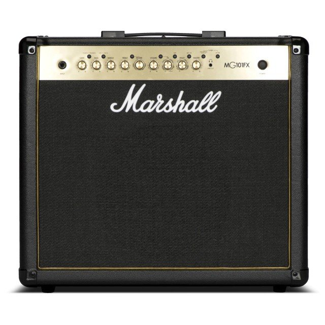 Marshall M-MG101GFX-U Guitar Combo Amplifier