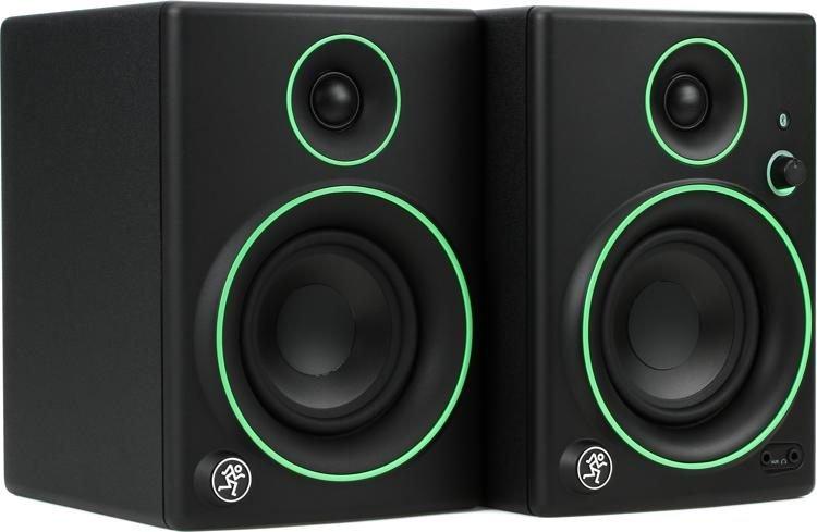 Mackie 4 Inch Monitor Bluetooth (Pair) Studio Monitors