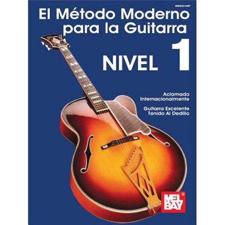 Mel Bay's Modern Guitar Method Grade 1 - Spanish Edition