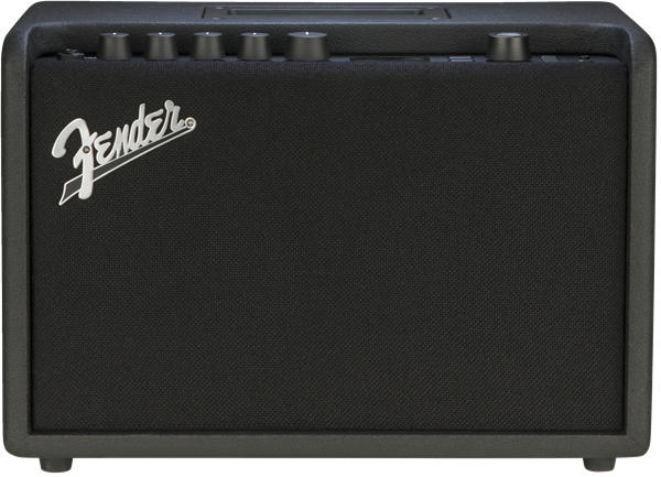 Fender Mustang Gt 40 40W 2X6.5 Guitar Combo Amplifier Black