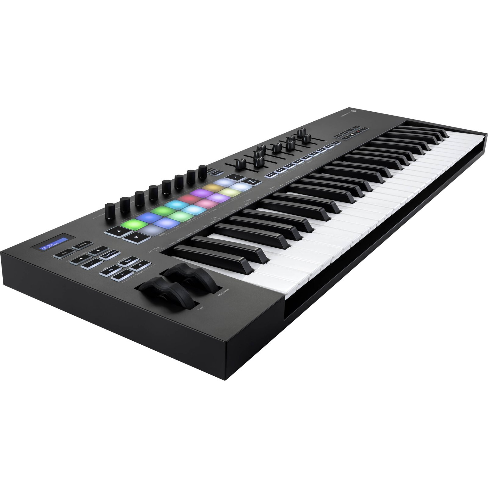 Novation Launchkey 49 [MK3] MIDI Keyboard Controller for Ableton Live