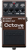 Boss OC-5 Octave Effects Pedal