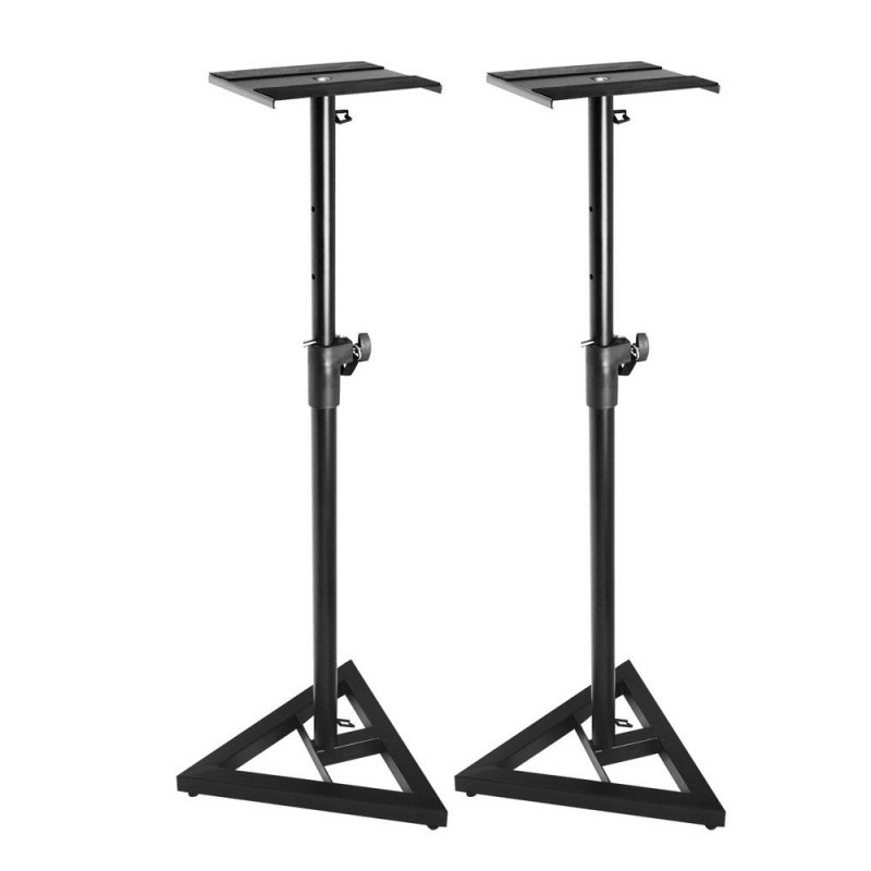 On Stage SMS6000-PStudio Monitor Stands (Pair)