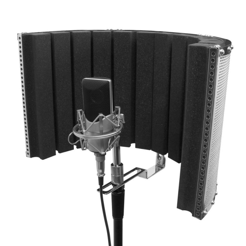 On-Stage ASMS4730 Vocal Isolation Shield
