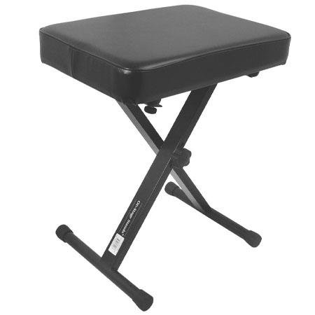 On Stage KT7800 Keyboard/Piano Bench