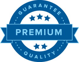 Guarantee Premium Quality