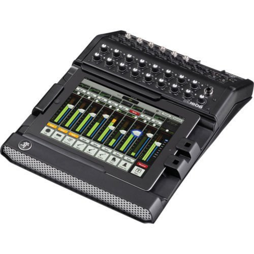 Mackie DL1608 16-Chaneel Digital Mixer With Ipad Control