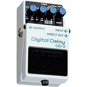 Boss DD-3 Digital Delay Effects Pedal