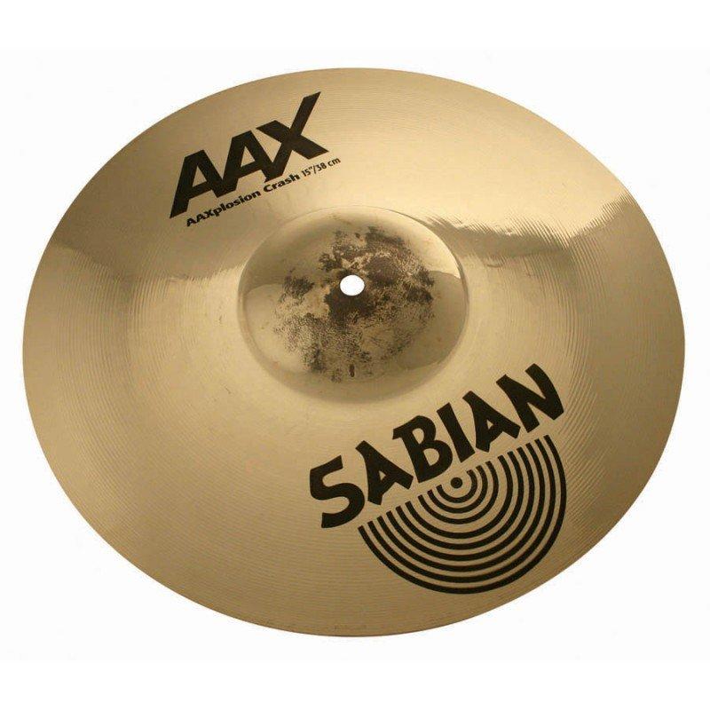 Sabian AAX X-plosion 15 Crash Cymbal