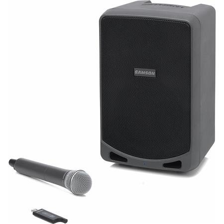 Samson XP106W Rechargeable Battery-Powered Wireless PA With Bluetooth