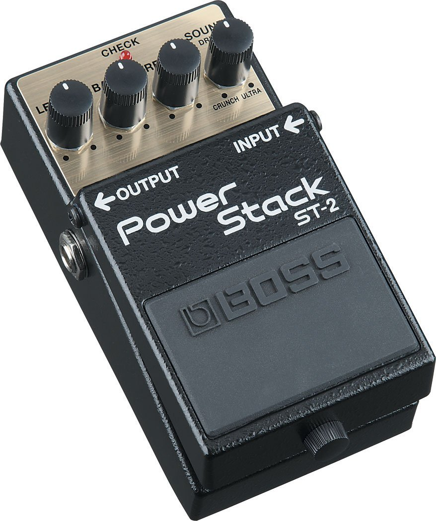 Boss ST-2 Power Stack Effects Pedal