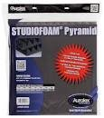 Auralex Studiofoam Pyramid Panels