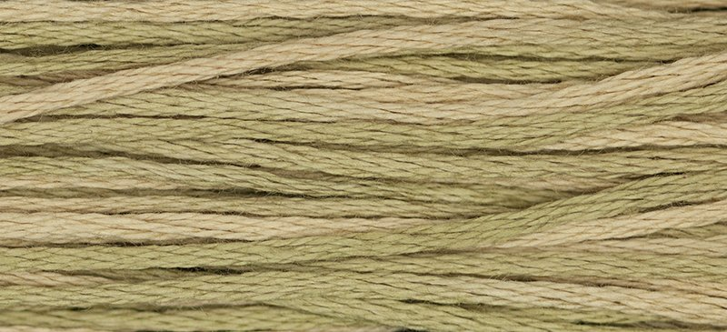 WeeksDye Works  6 strand embroidery floss  1121
