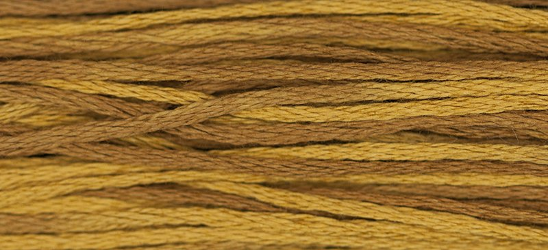 WeeksDye Works  6 strand embroidery floss 1225