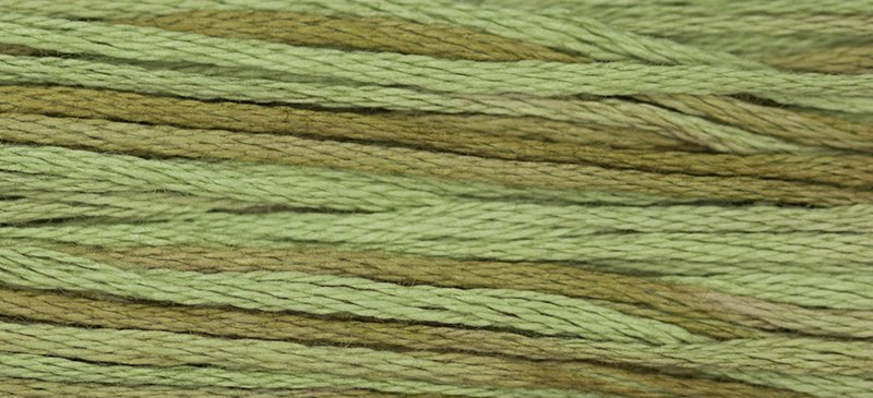 WeeksDye Works  6 strand embroidery floss 1261