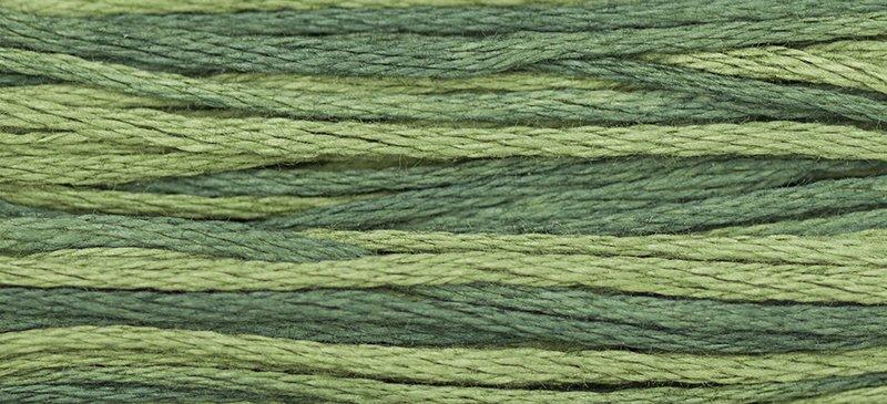 WeeksDye Works  6 strand embroidery floss 1277