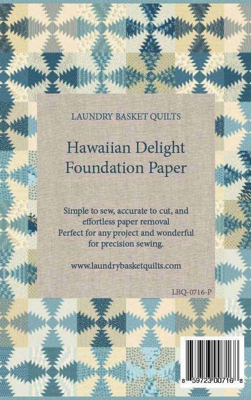 Foundation Hawaiian Delight Papers