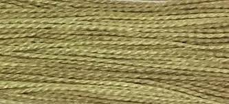 WeeksDye Works  6 strand embroidery floss 1194 broom tree